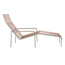 Extempore lounge chair | Méridiennes de jardin | extremis