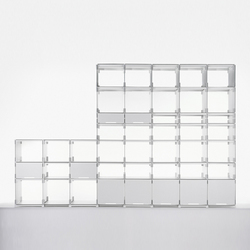 platten_bau | Office shelving systems | Kaether & Weise