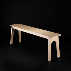 easy_bench | Upholstered benches | Kaether & Weise