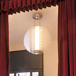 0024 XXL Suspension lamp | General lighting | FontanaArte