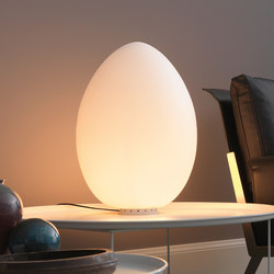 Uovo Table lamp | Table lights | FontanaArte