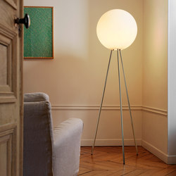 Prima Signora Floor lamp | General lighting | FontanaArte