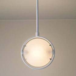 Nobi Suspension lamp | General lighting | FontanaArte