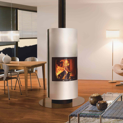 TAIKO | Wood burning stoves | Attika Feuer