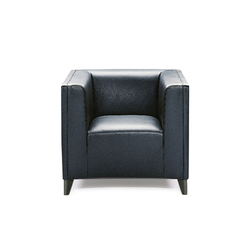 Ducale Sessel | Lounge chairs | Wittmann