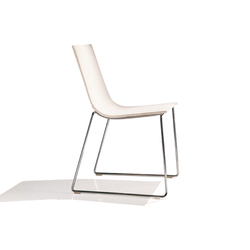 Lineal SI 0584 | Visitors chairs / Side chairs | Andreu World