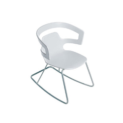 segesta rocking 509 | Chairs | Alias