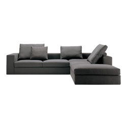 Beta | 1240 | Modular sofa systems | Zanotta