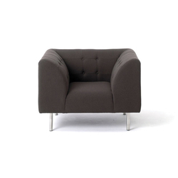 Lansdowne Armchair | Lounge chairs | SCP