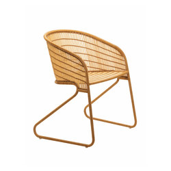 Flo easy chair | Sillas | Driade