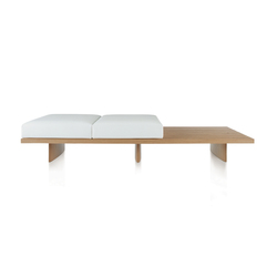514 Refolo | Waiting area benches | Cassina