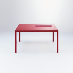 Colors | Tables de restaurant | MDF Italia
