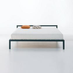 Aluminium Bed Laccato | Beds | MDF Italia