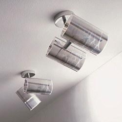 Optical | Ceiling-mounted spotlights | Pallucco