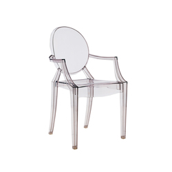 Louis Ghost | Restaurant chairs | Kartell