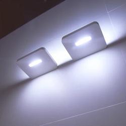 flat 2   Iluminación general   davide groppi