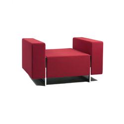 Box Sofa System | Elementos asientos modulares | Inno