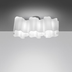 Logico soffitto 3 in linea | Iluminación general | Artemide