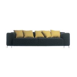Charles 3-seater sofa | Sofás | Artelano