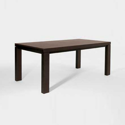 Slim extendable dining table | Dining tables | Artelano