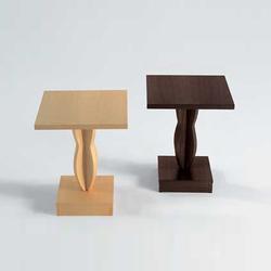 Mogador pedestal table | Side tables | Artelano