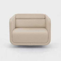People swivelling armchair | Sessel | Artelano
