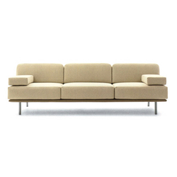 Palm Springs 3-seater sofa | Canapés | Artelano