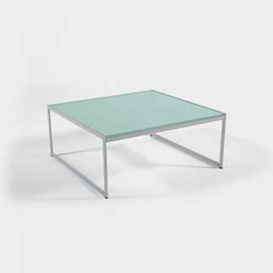 Seventies square coffee table | Coffee tables | Artelano