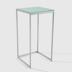 Seventies high pedestal table |  | Artelano