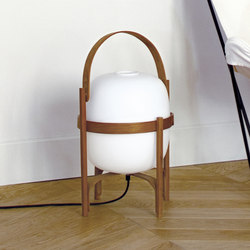 Cesta | Table Lamp | Lámparas de sobremesa | Santa & Cole