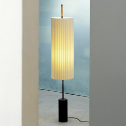 Dórica | Floor Lamp | General lighting | Santa & Cole