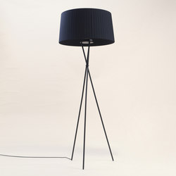 Trípode G5 | Floor Lamp | Lámparas de pie | Santa & Cole