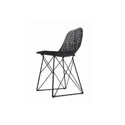 carbon chair | Sedie | moooi