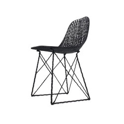 carbon chair | Sillas para restaurantes | moooi