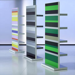 Stripes Collection | Space dividers | Fantoni