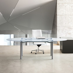 Mèta | Executive desks | Fantoni