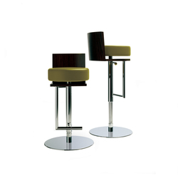 Le Spighe | Bar stools | Poltrona Frau