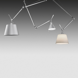 Tolomeo Decentrata Suspension Lamp | General lighting | Artemide