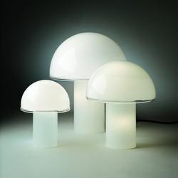 Onfale grande | medio | piccolo Table Lamp | Table lights | Artemide