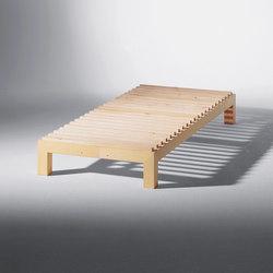 Galler | Frame and grate | Bedframes | Schmidinger Möbelbau