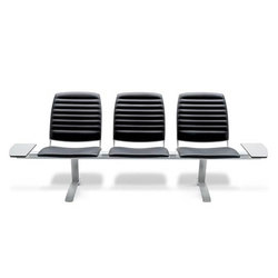 Nomad Upholstered | Beam / traverse seating | AKABA