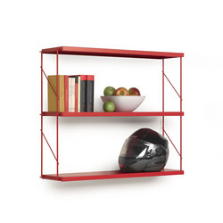 Tria pack wall | Shelving systems | Mobles 114