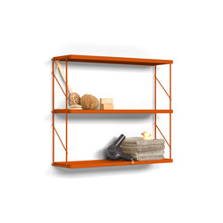 TRIA PACK wall | Shelving | Mobles 114