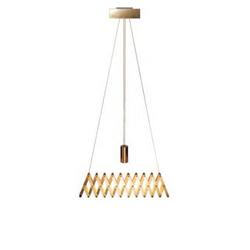 LX 7 Messing pendant lamp | General lighting | Lucefer Licht