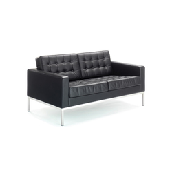 Club 2-seater sofa | Divani lounge | Loft