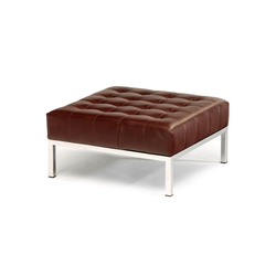 Club footstool | Ottomans | Loft