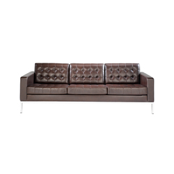 Club 3-seater sofa | Sofás lounge | Loft