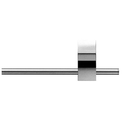 Modulo Arco polished nickel | Curtain fittings | Blome