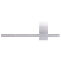 Modulo Arco brushed nickel | Curtain fittings | Blome