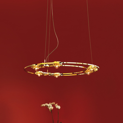Ocular 800 pure brass | General lighting | Licht im Raum
